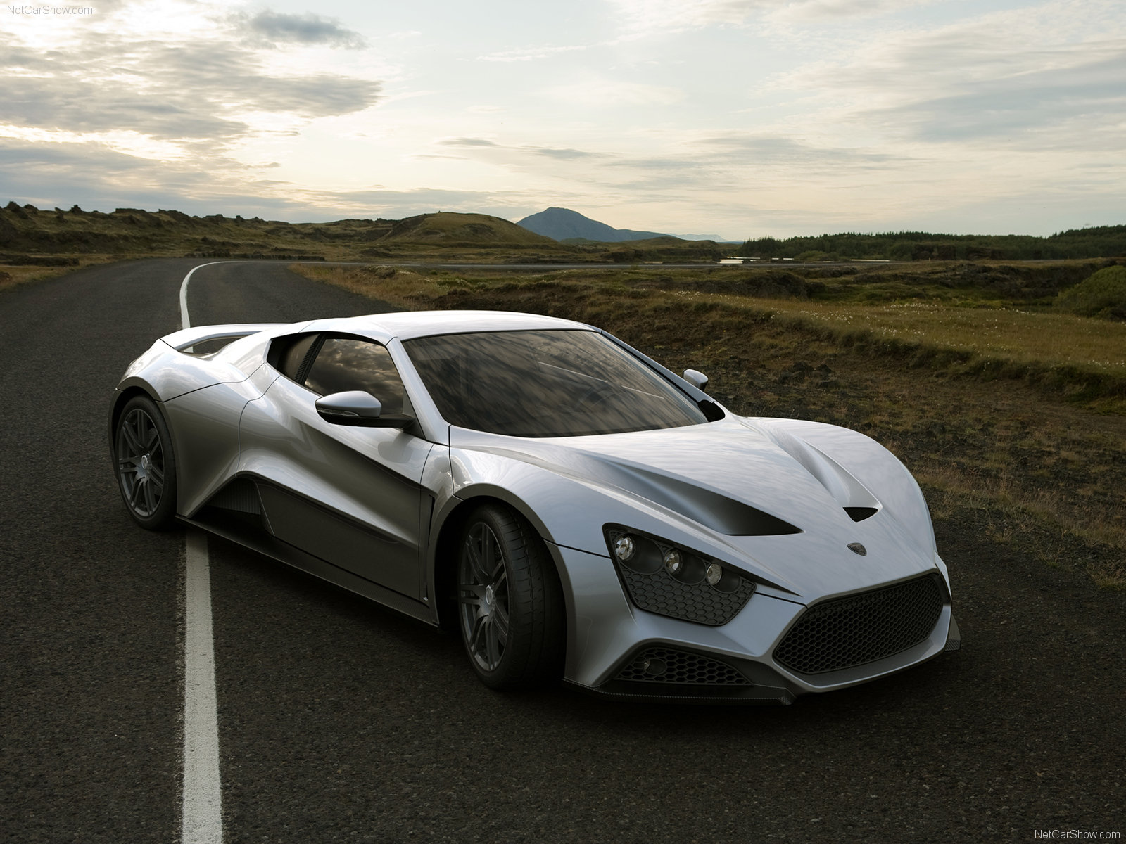 Zenvo ST1 photo 67486