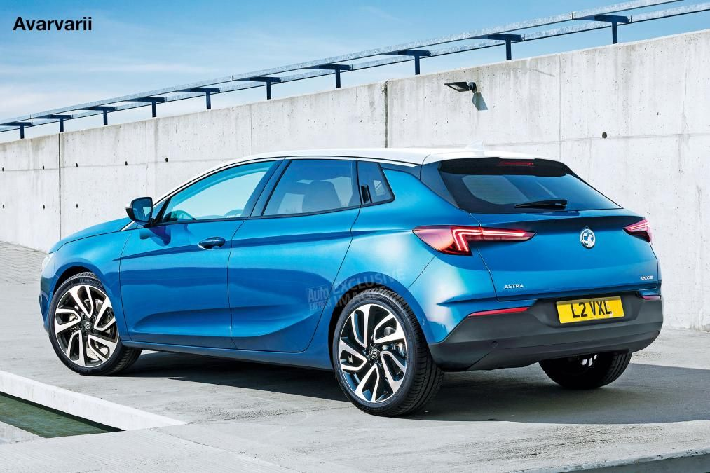 In 2021, new Opel Astra will begin sales - Car news ...